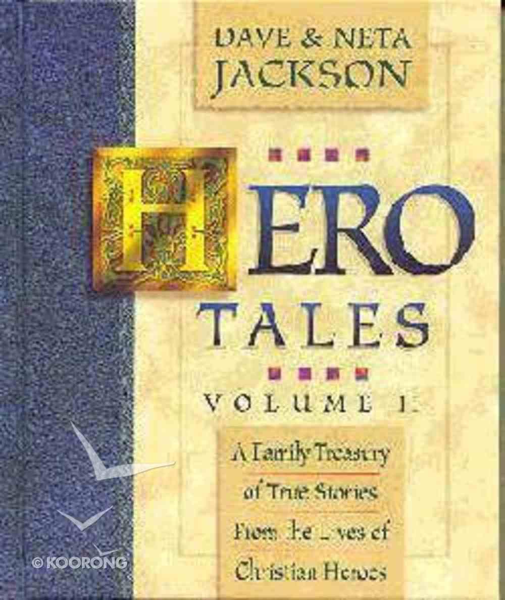 Hero Tales Volume 2 Hardback
