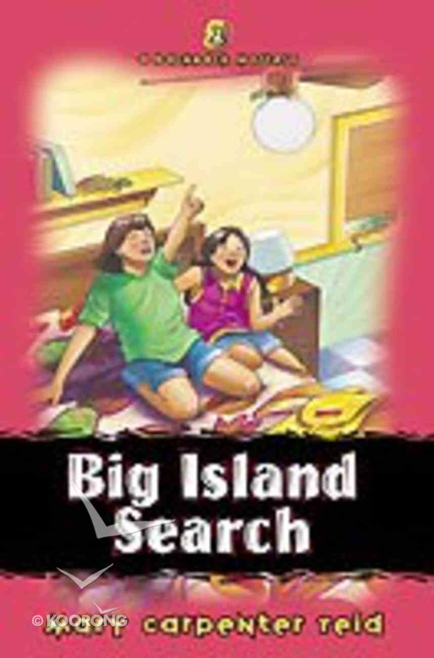 Big Island Search (#02 in Backpack Mystery Series) Paperback