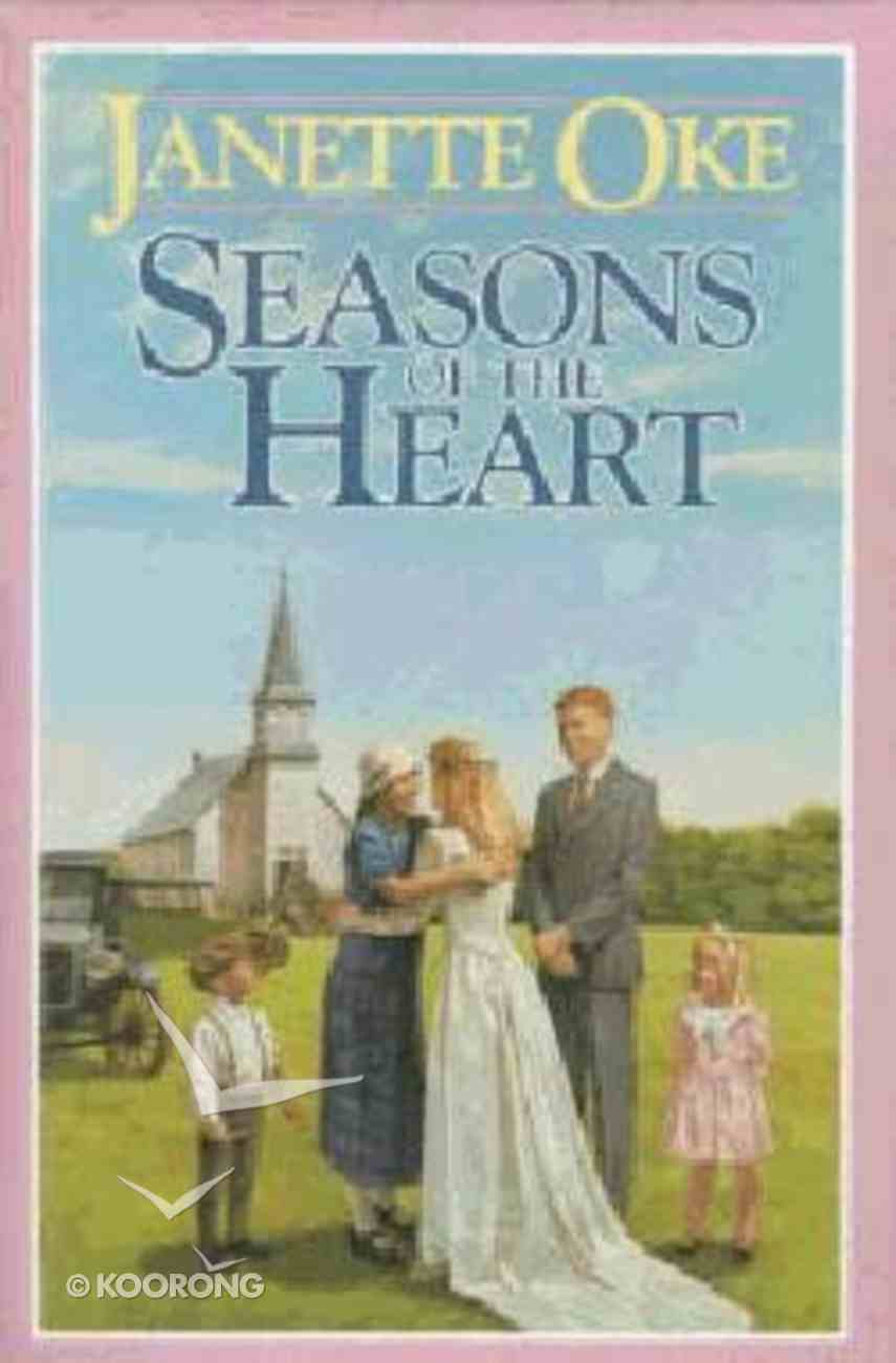 Seasons of the Heart 1-4 (Seasons Of The Heart Series) Paperback