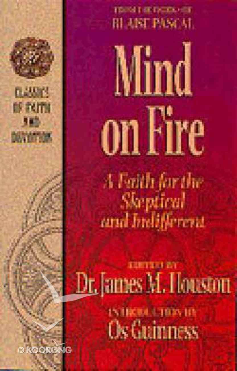 Mind on Fire Paperback