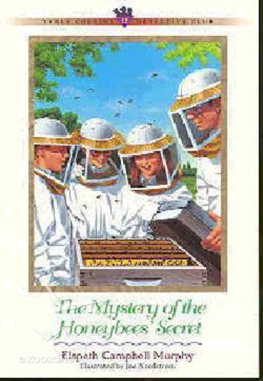 Mystery of the Honeybees' Secret (#12 in Three Cousins Dc Series) Paperback
