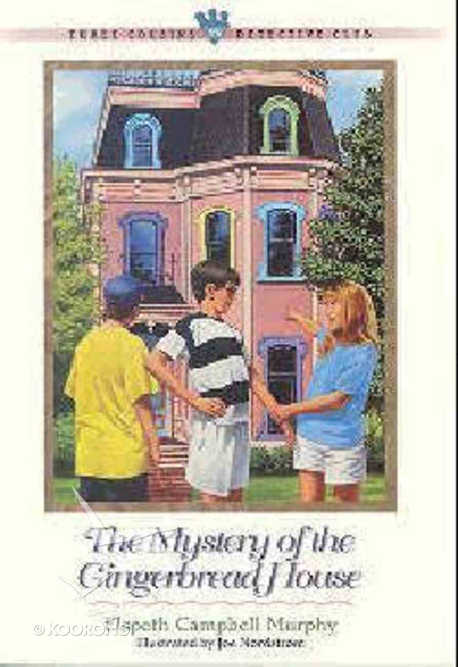 Mystery of the Gingerbread House (#13 in Three Cousins Dc Series) Paperback