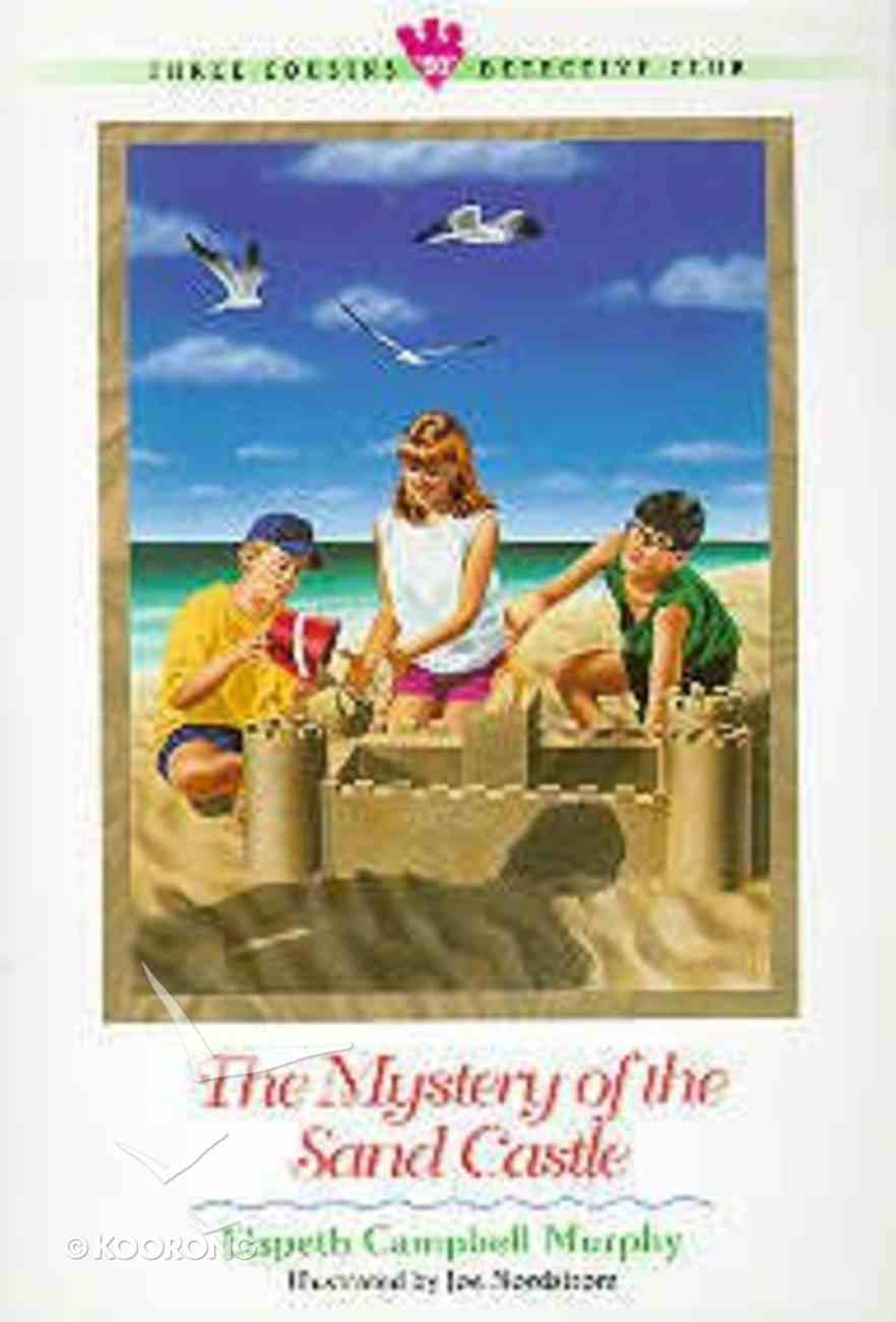 Mystery of the Sand Castle (#20 in Three Cousins Dc Series) Paperback