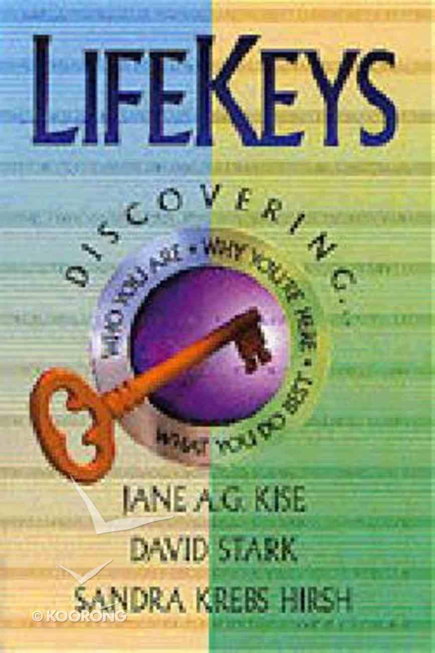 Lifekeys Paperback