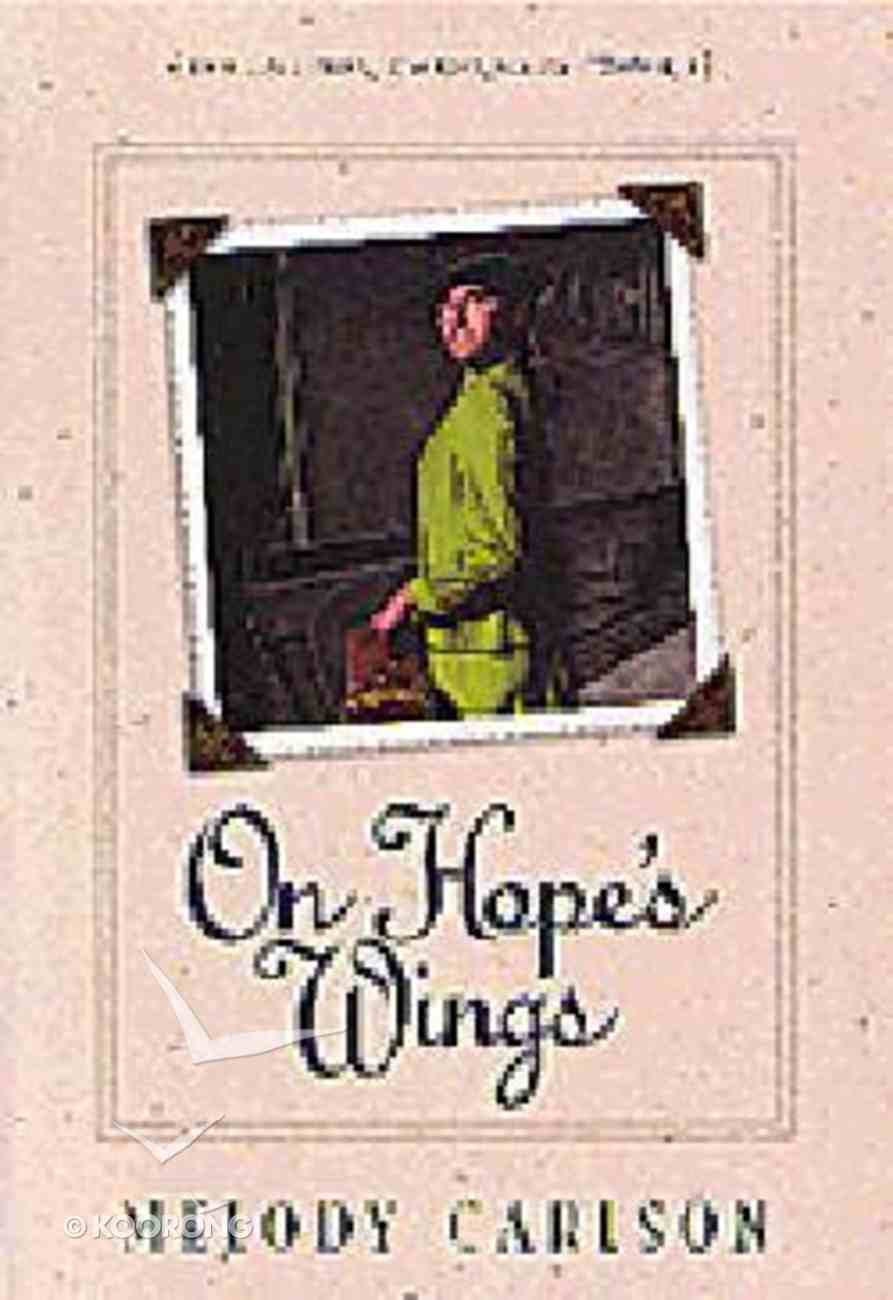 On Hope's Wings (#01 in Allison Chronicles Series) Paperback
