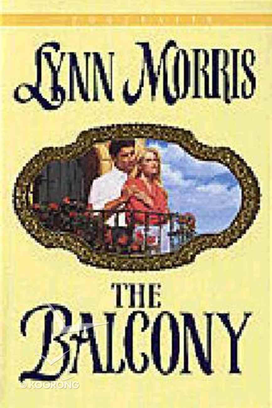 The Balcony (Portraits Series) Paperback