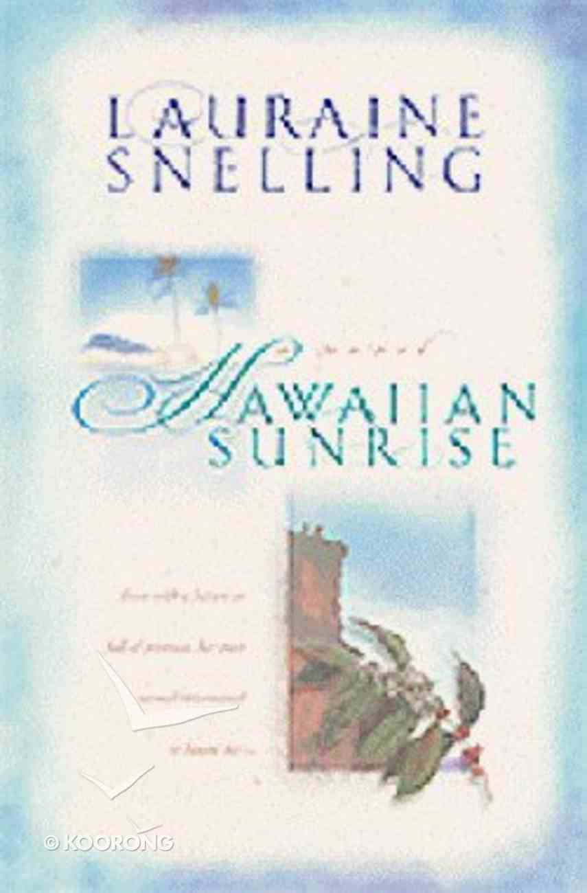 Hawaiian Sunrise Paperback