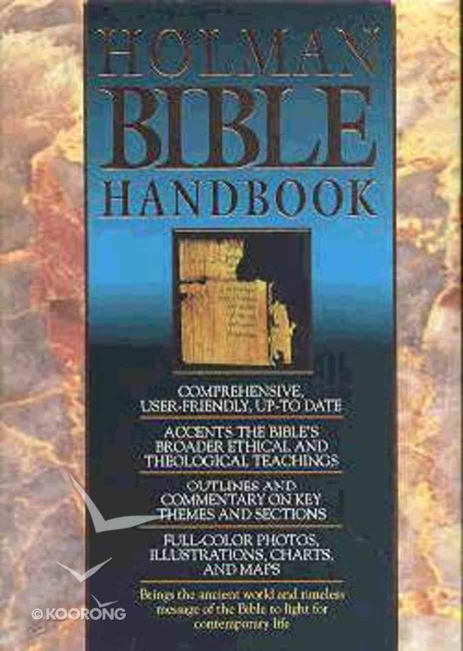 Holman Bible Handbook Hardback
