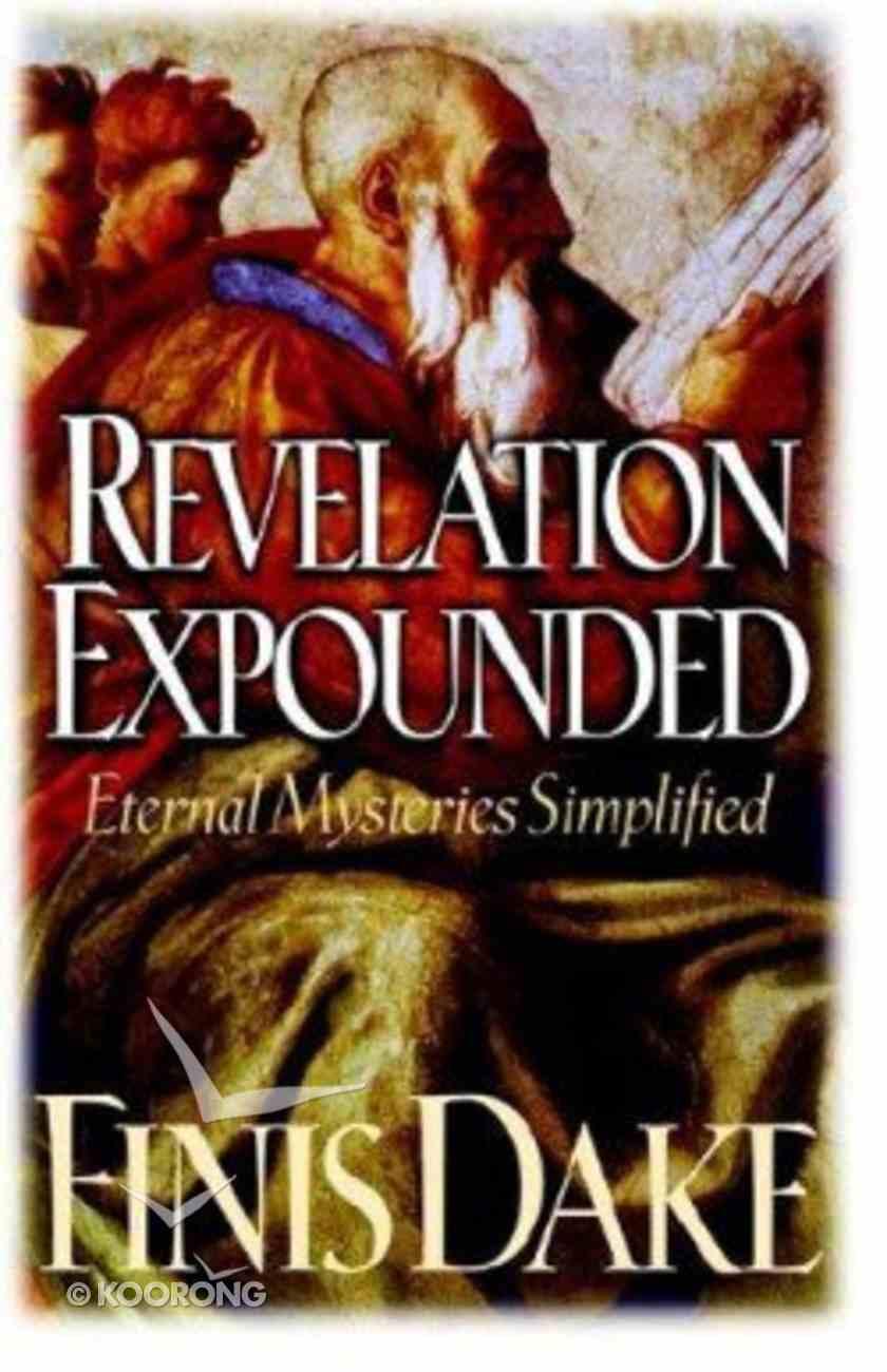 Revelation Expounded Paperback