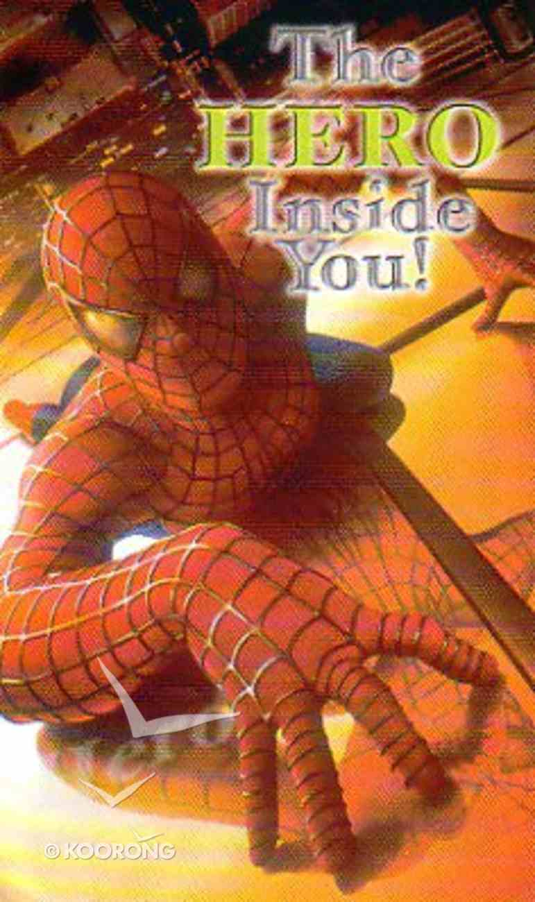 The Hero Inside You (20 Pack) Booklet