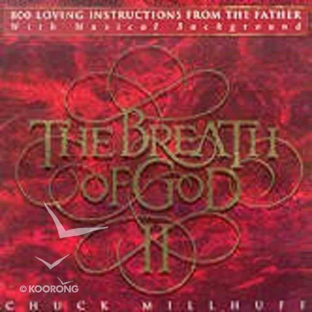 Breath of God II the CD
