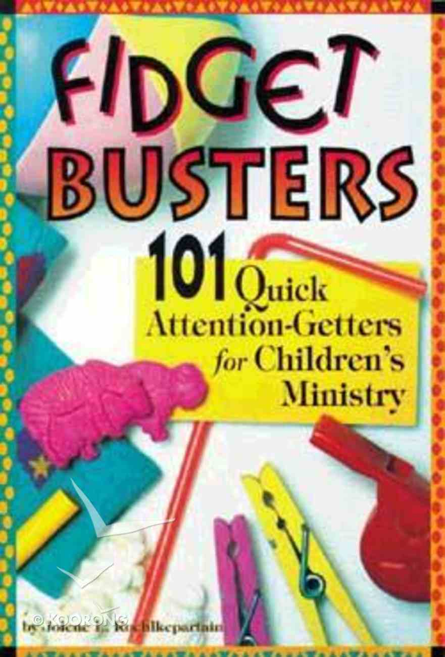 Fidget Busters Paperback