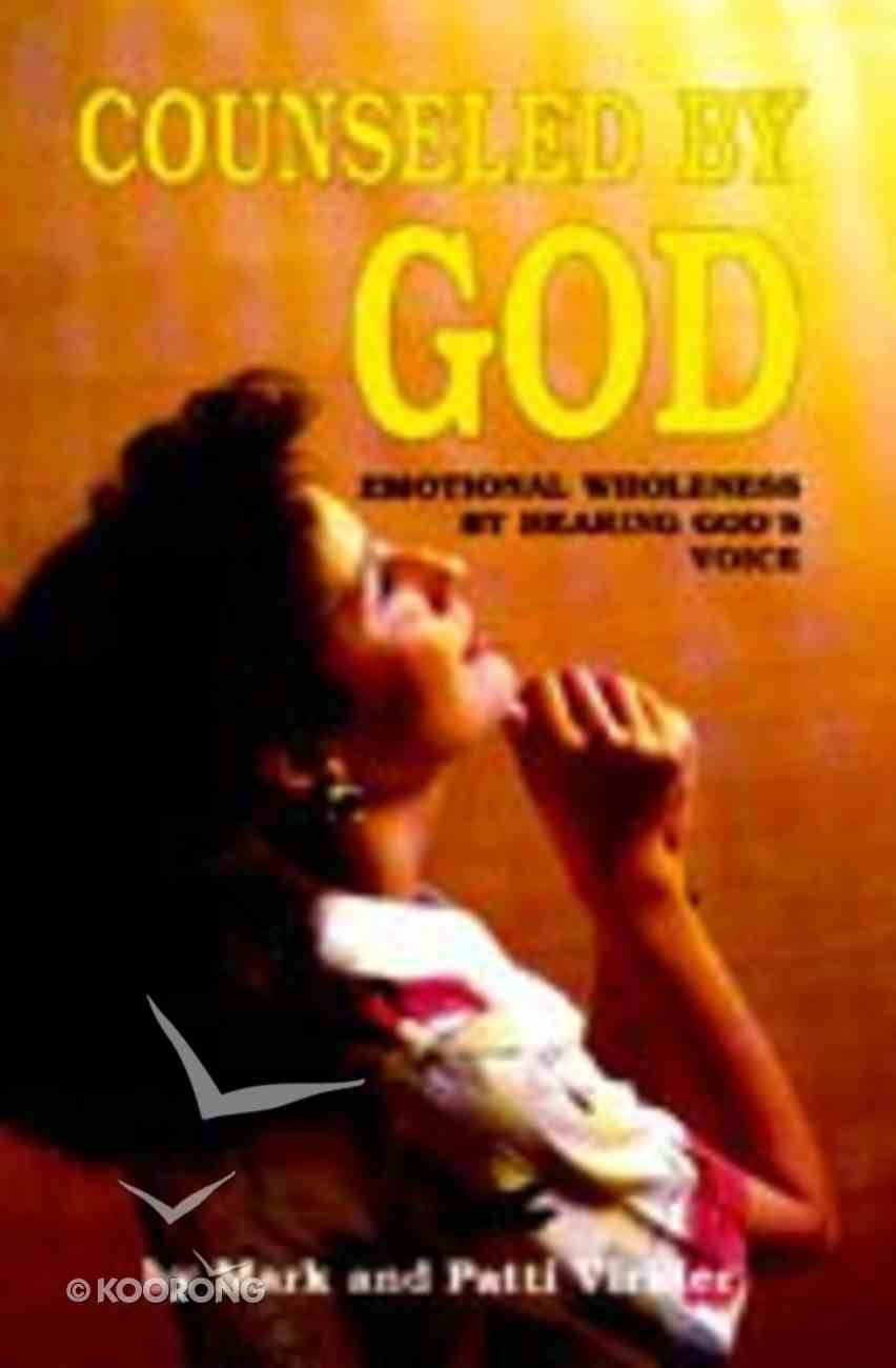 Counseled By God Paperback