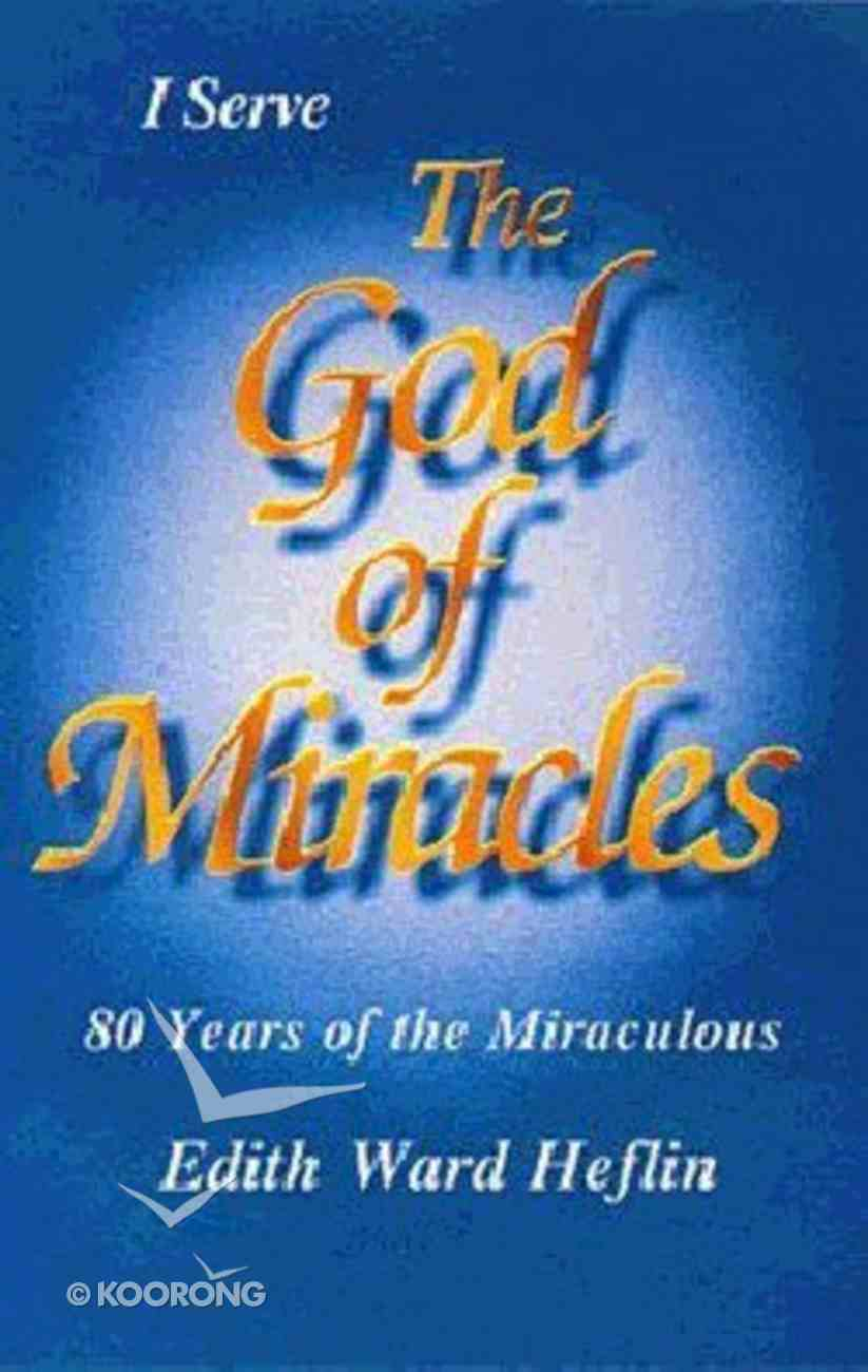 The God of Miracles Paperback
