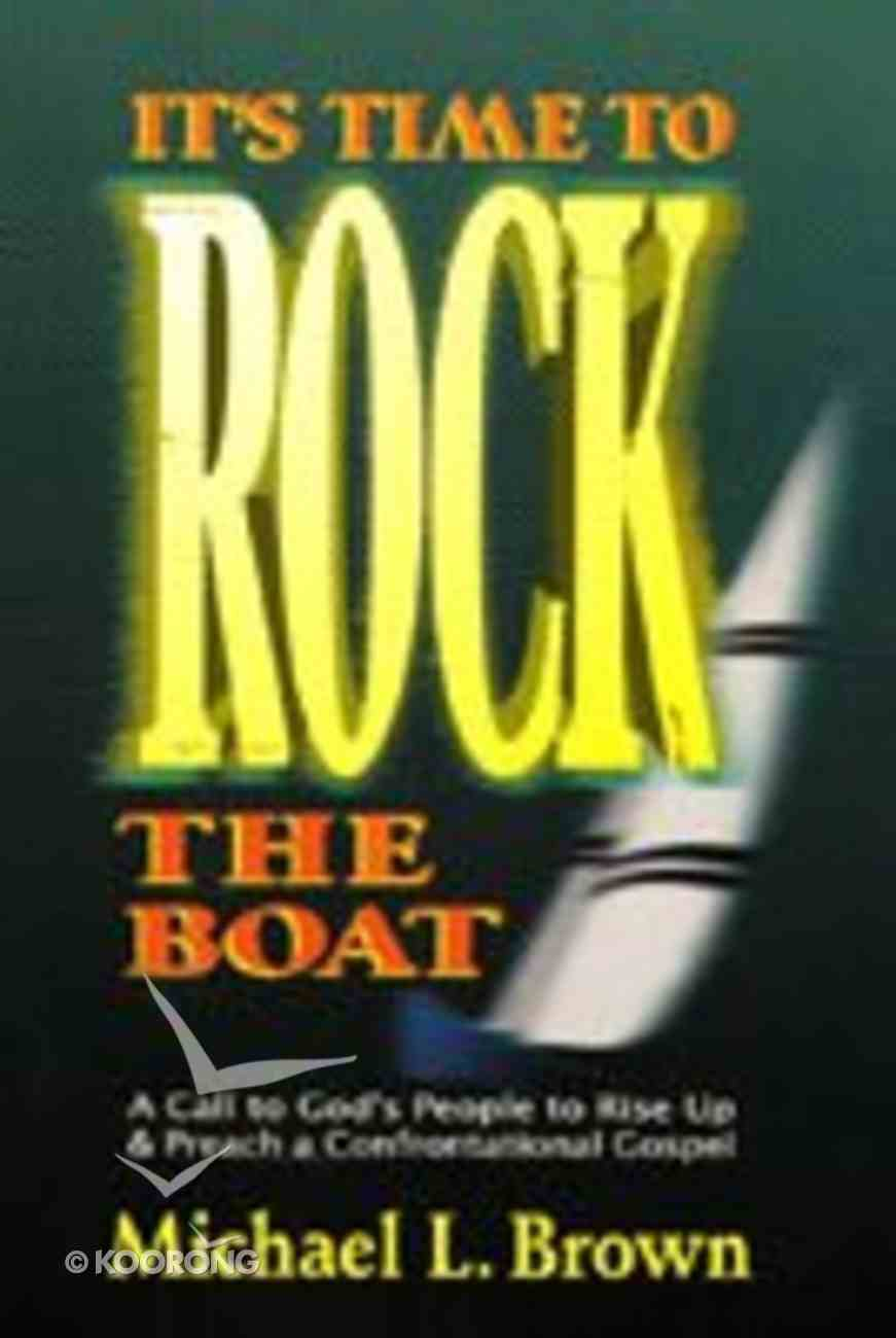It's Time to Rock the Boat Paperback