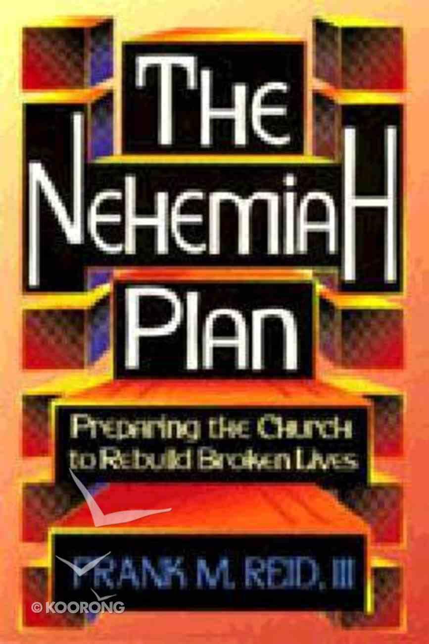 Nehemiah Plan Paperback