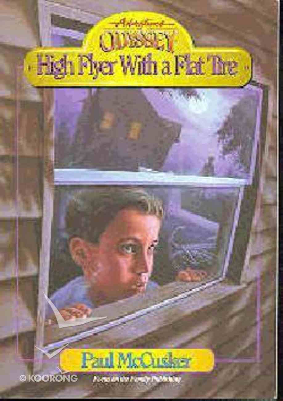 High Flyer With a Flat Tyre (#02 in Adventures In Odyssey Original Book Series) Paperback
