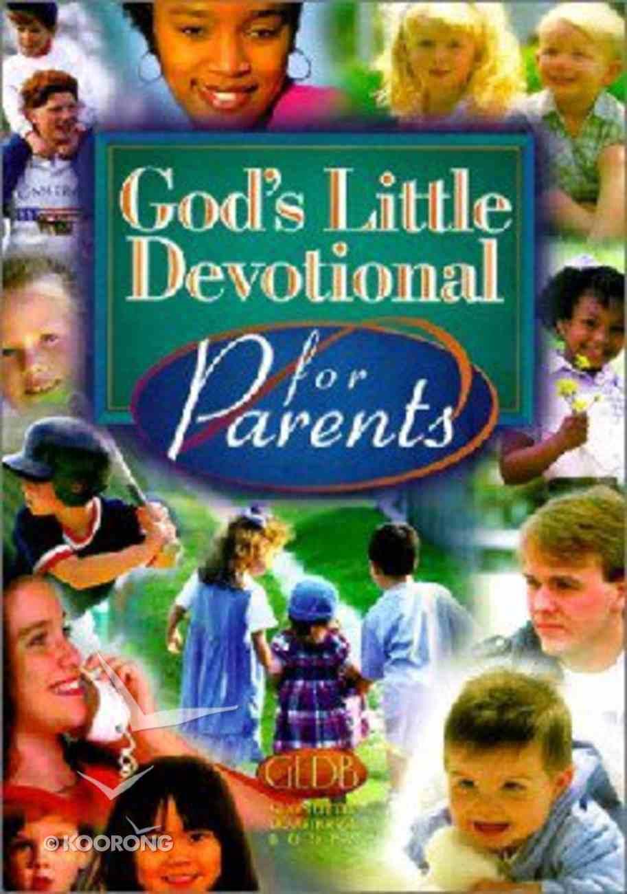 God's Little Devotional Book For the Workplace Hardback