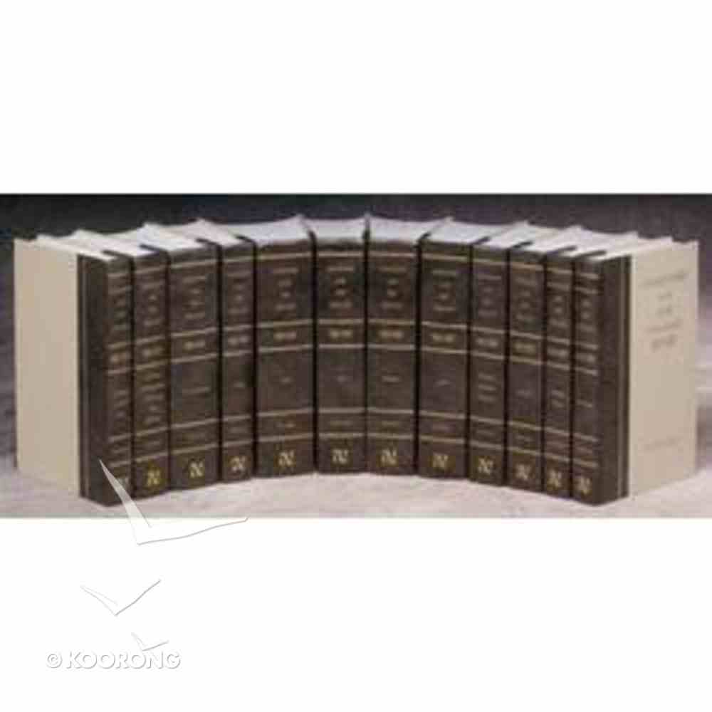 Commentary on the New Testament (12 Vol Set) Paperback