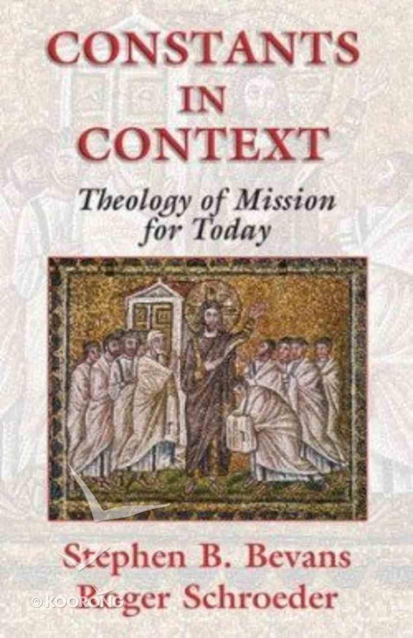 Constants in Context Paperback