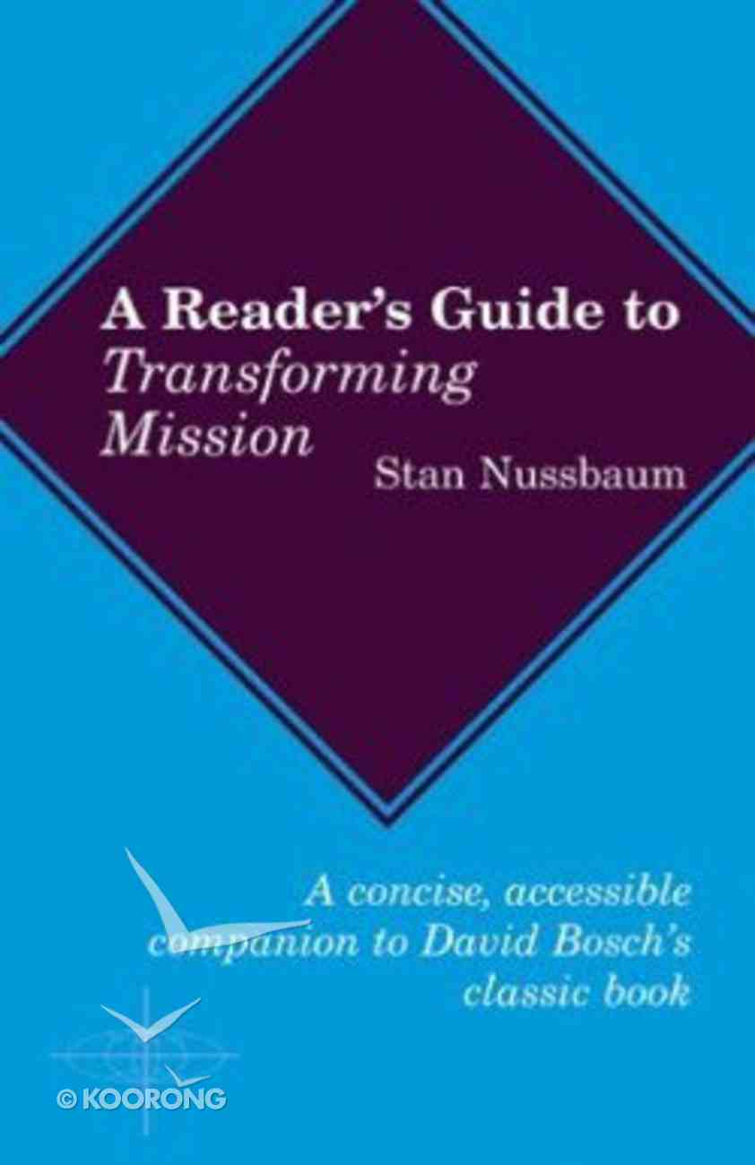 Reader's Guide to Transforming Mission Paperback