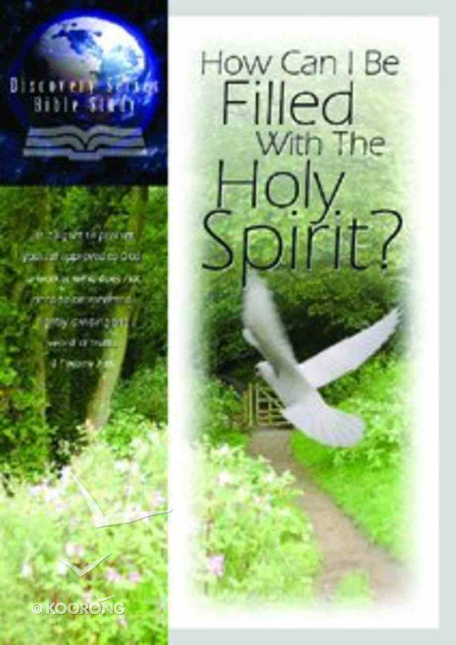 How Can I Be Filled With the Holy Spirit? (Discovery Series Bible Study) Paperback