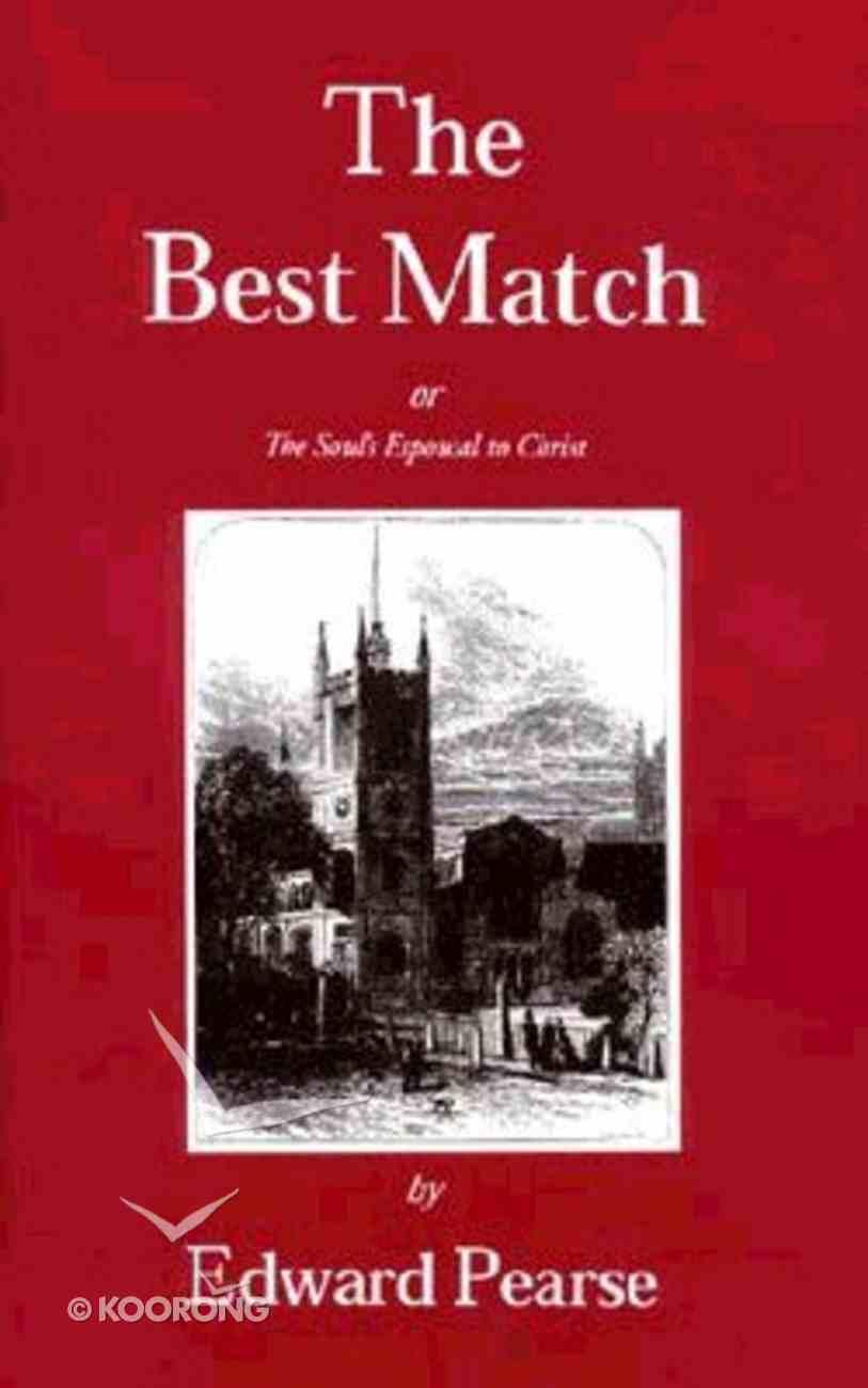 Best Match: The Soul's Espousal to Christ Hardback