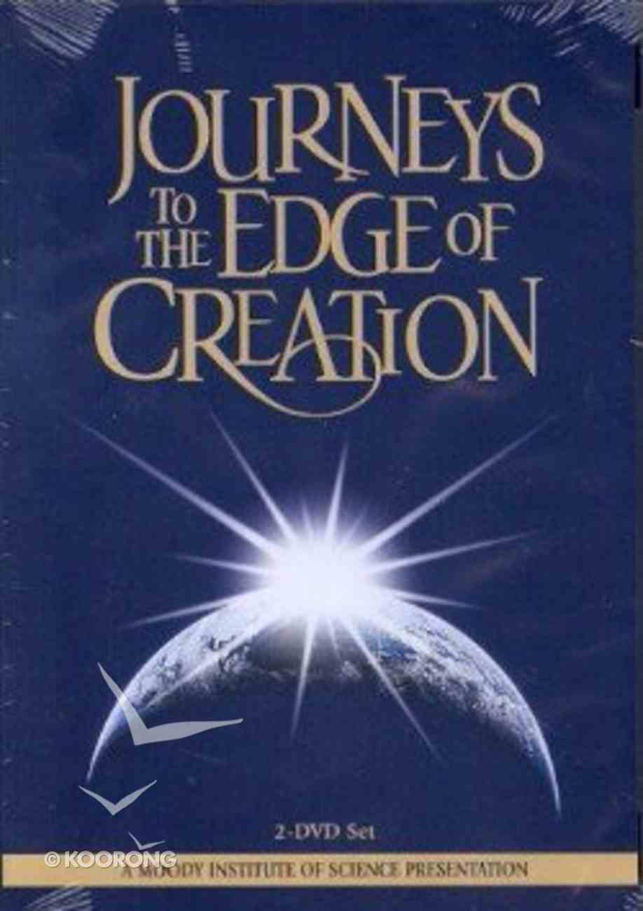 Journeys to the Edge of Creation (Set Of 2) DVD