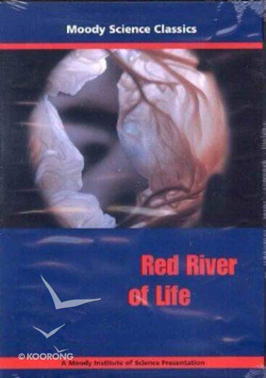 Red River of Life (Moody Science Classics Series) DVD