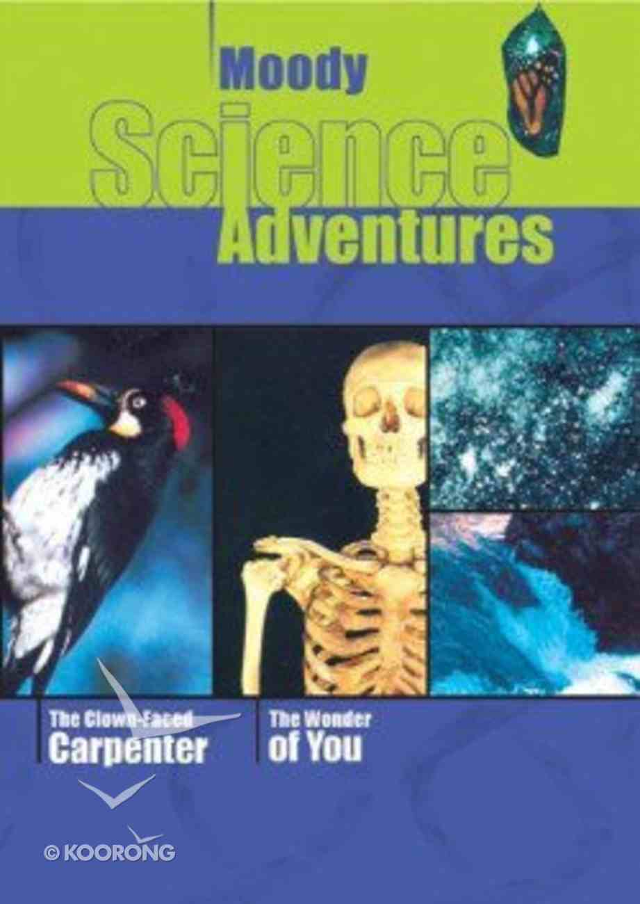 Clown-Faced Carpenter/Wonder of You (Moody Science Adventures Video Series) DVD