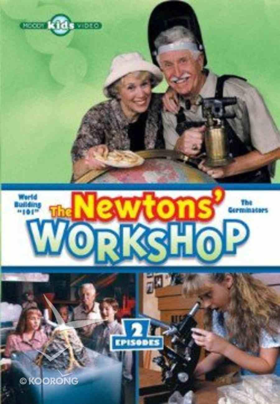 World Building/Germinators (Newton's Workshop Video Series) DVD