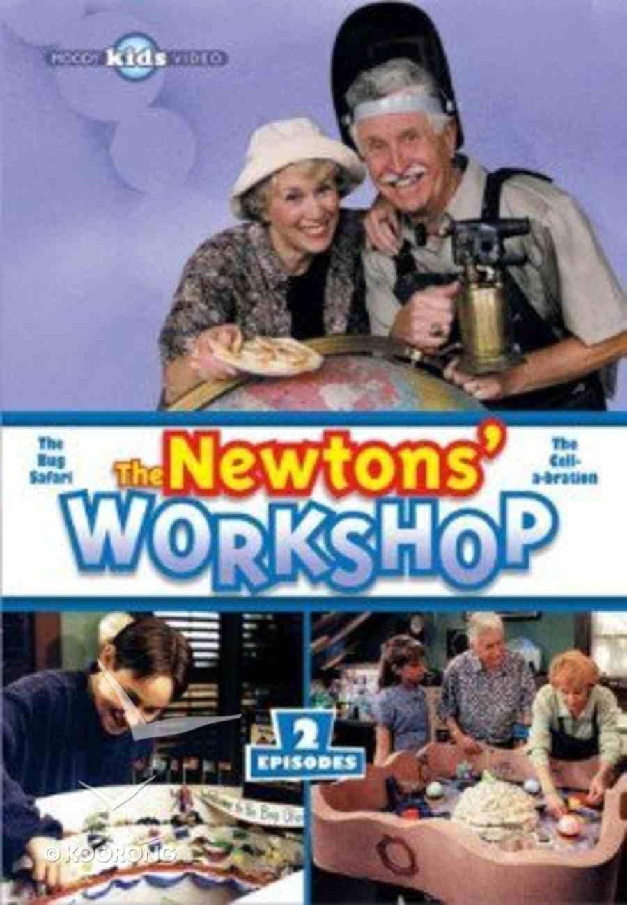 Bug Safari/Cell-A-Bration (Newton's Workshop Video Series) DVD