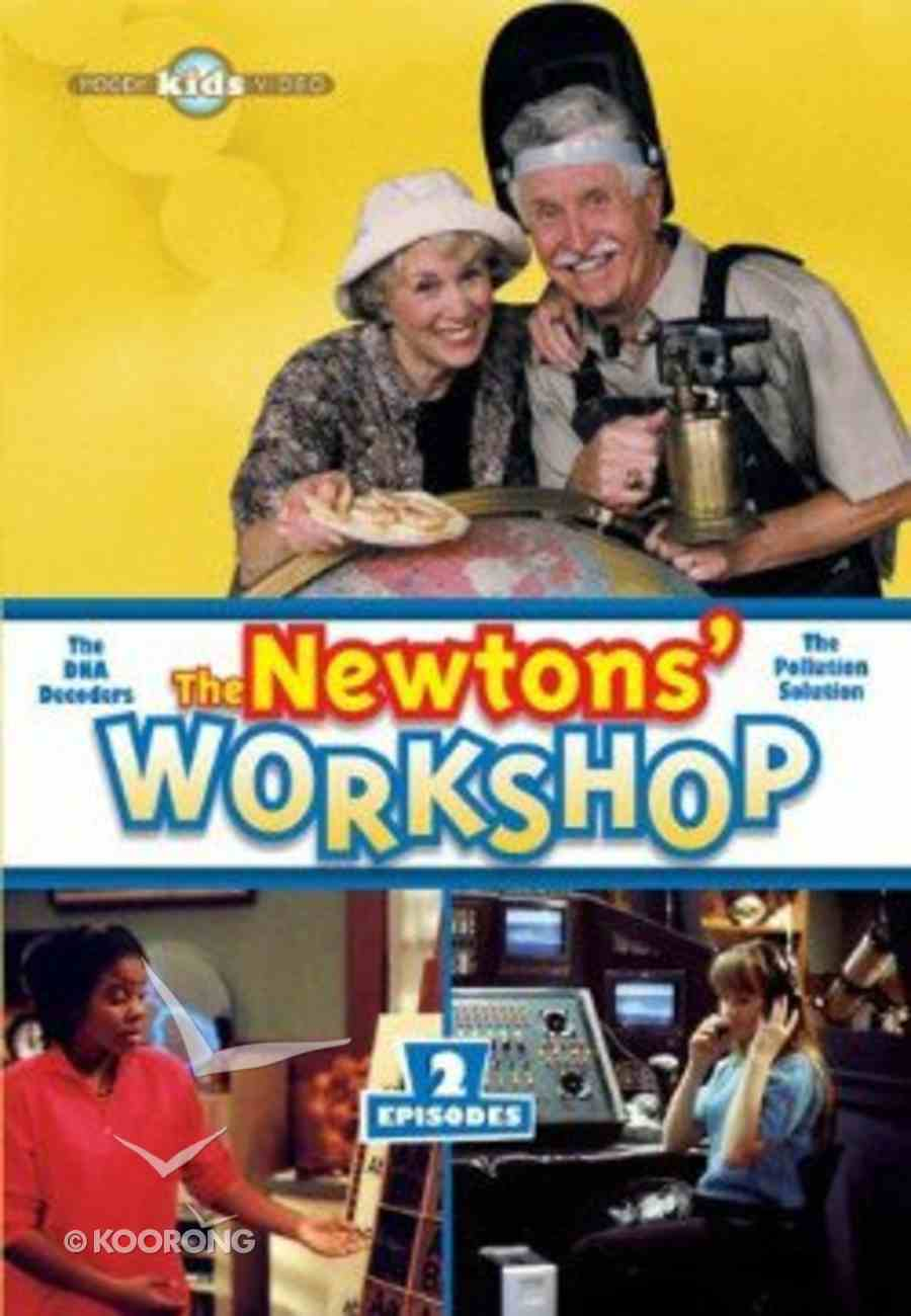 DNA Decoder/Pollution Solution (Newton's Workshop Video Series) DVD
