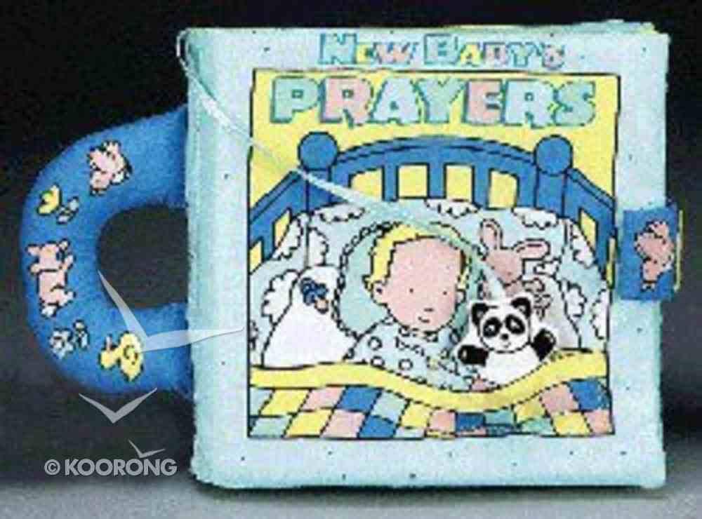 New Baby's Prayers (Cloth) Novelty Book