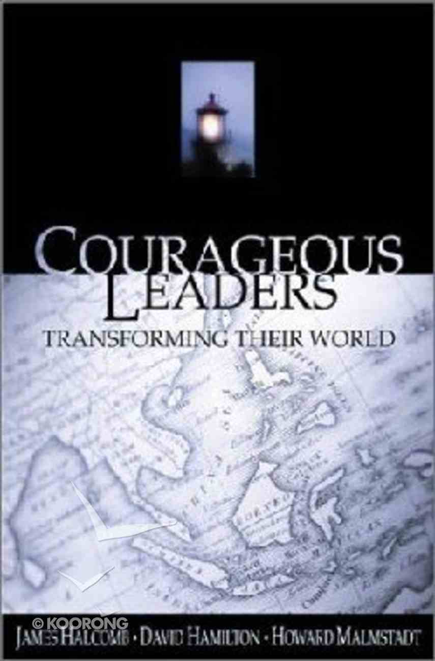 Courageous Leaders Paperback