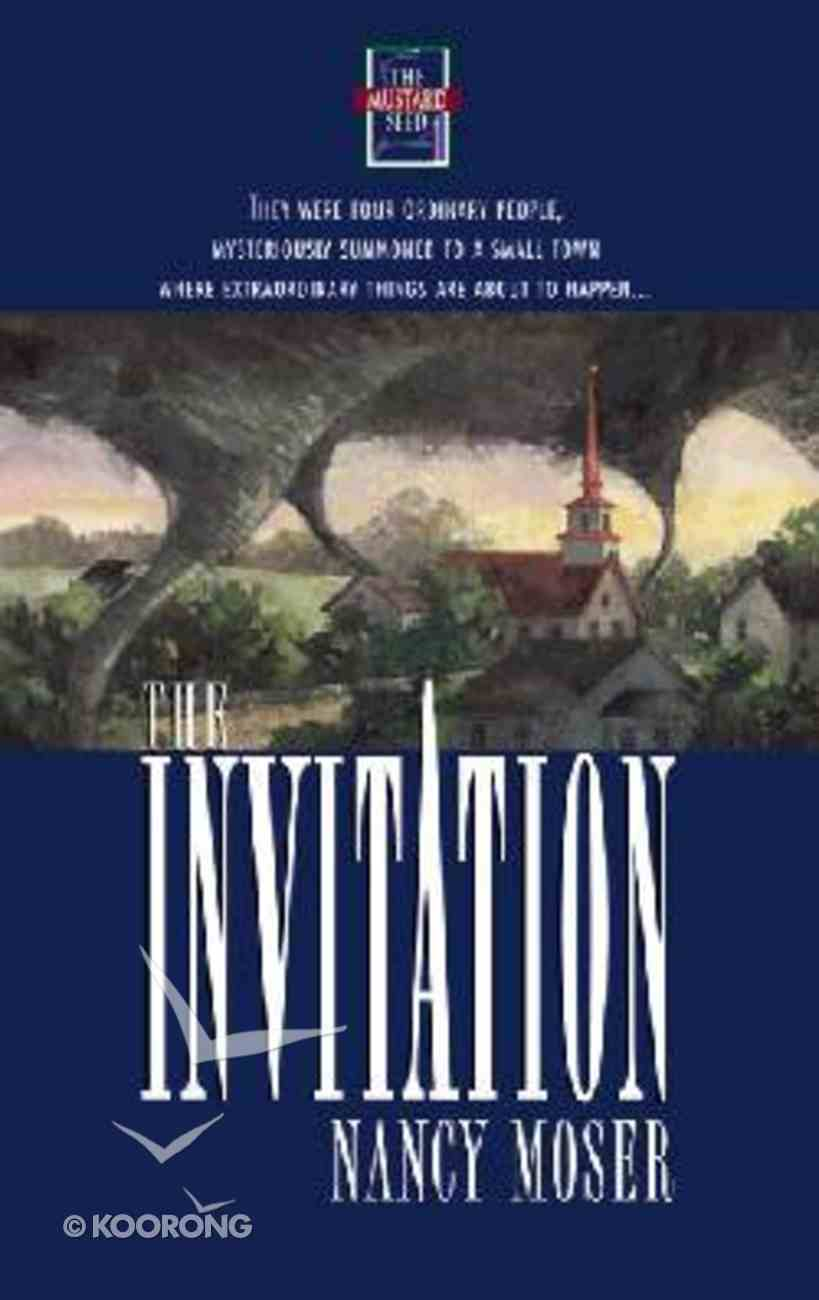 The Invitation (#01 in Mustard Seed Series) Paperback