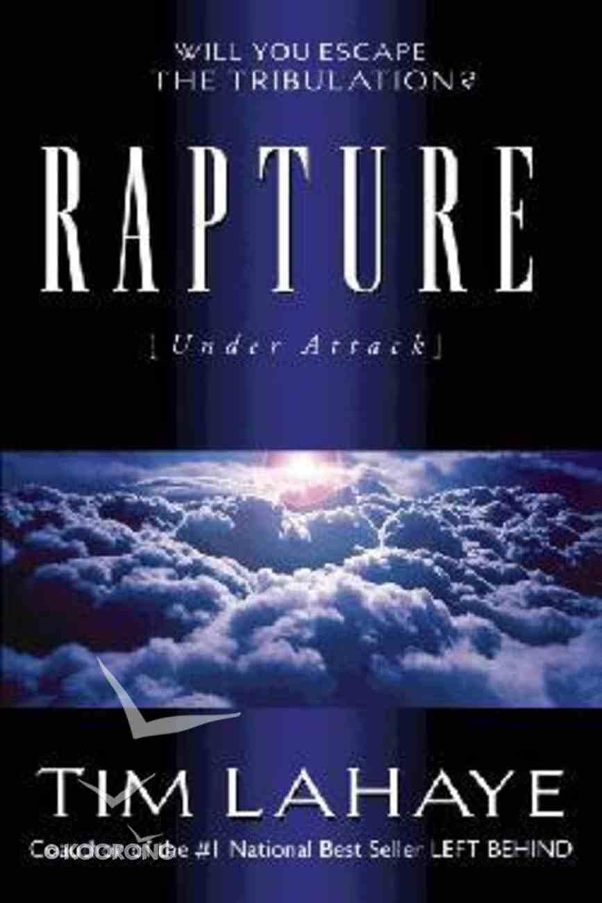 Rapture Under Attack Paperback