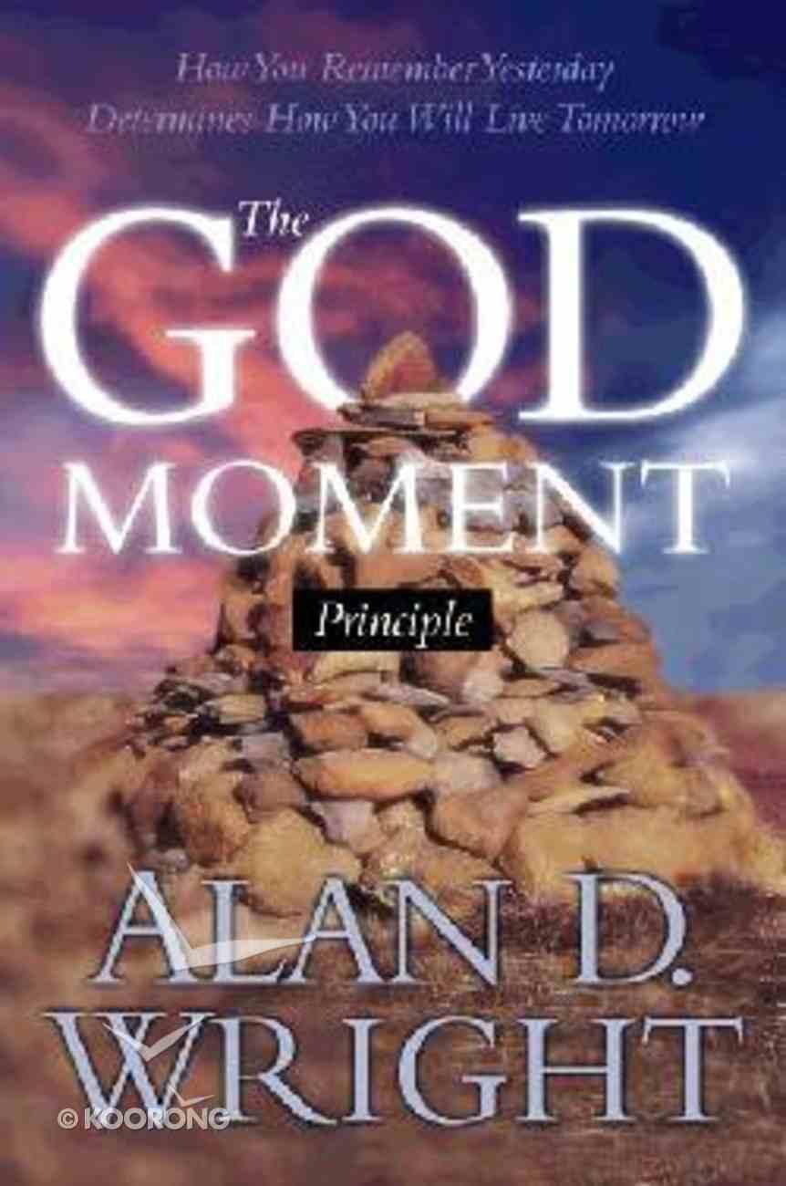 God Moment Principle Hardback
