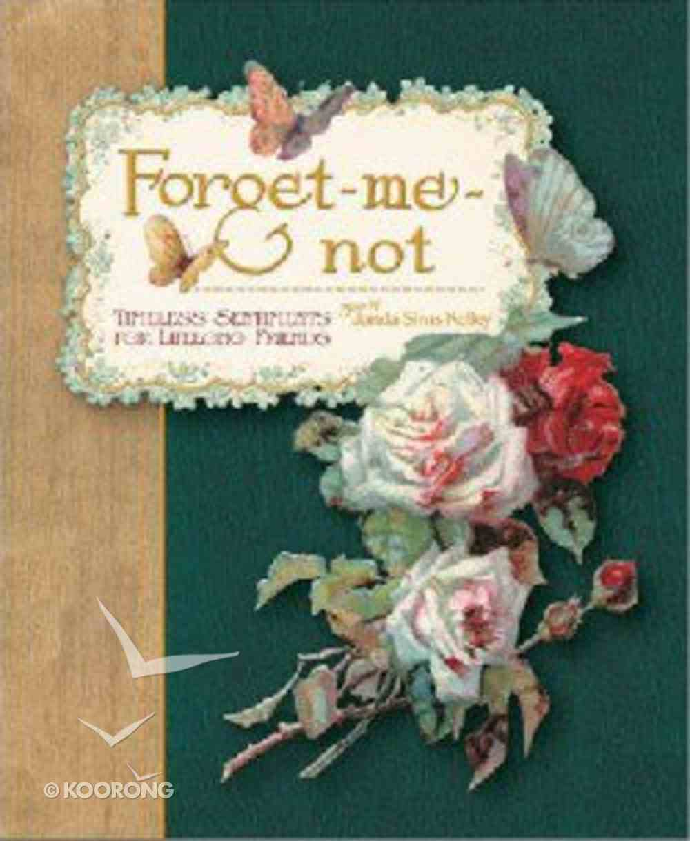 Forget-Me-Not Hardback