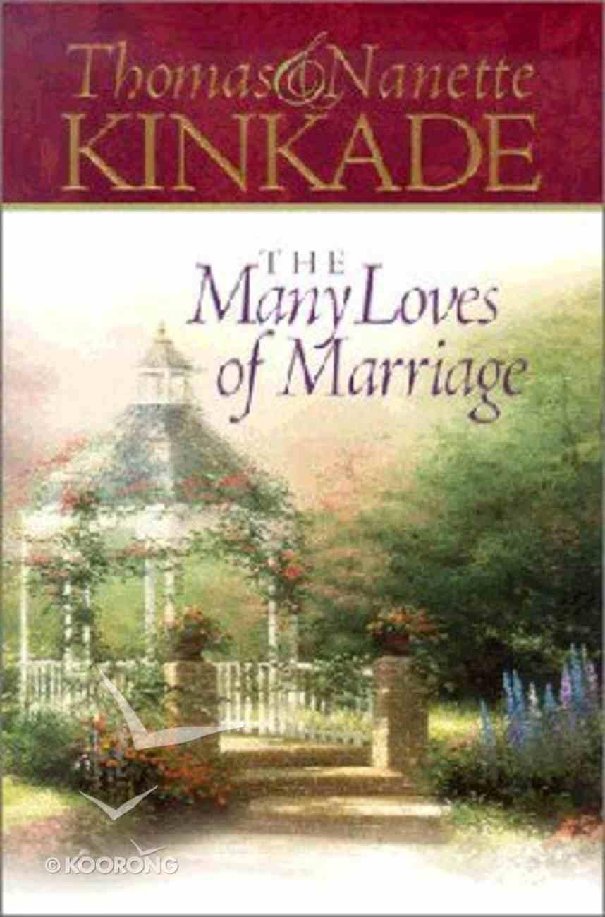 The Many Loves of Marriage Hardback