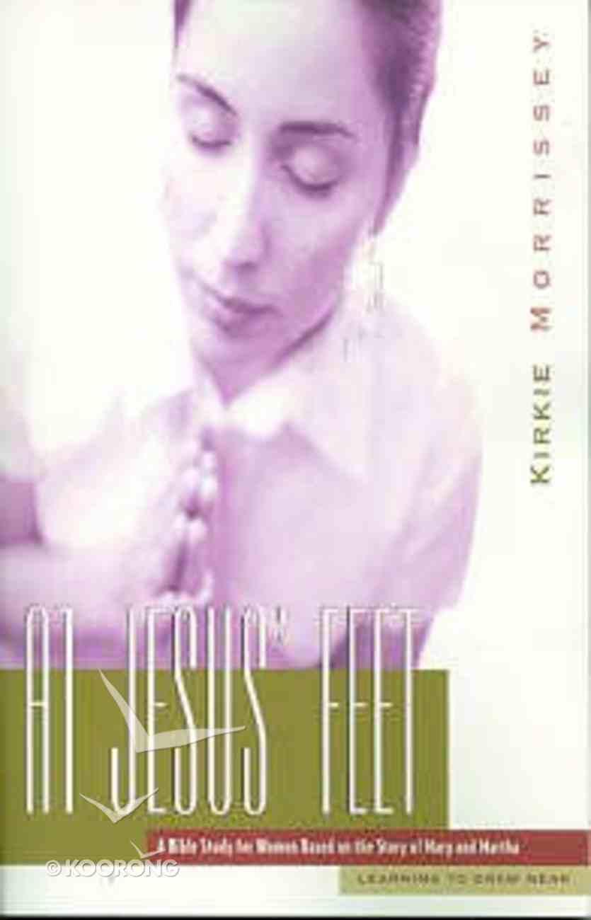 At Jesus' Feet Paperback