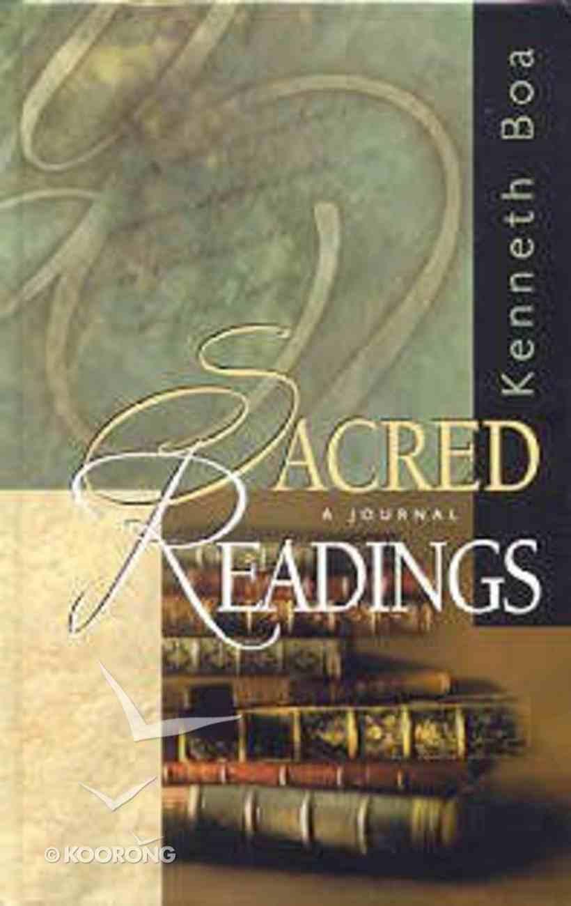 Sacred Readings Hardback
