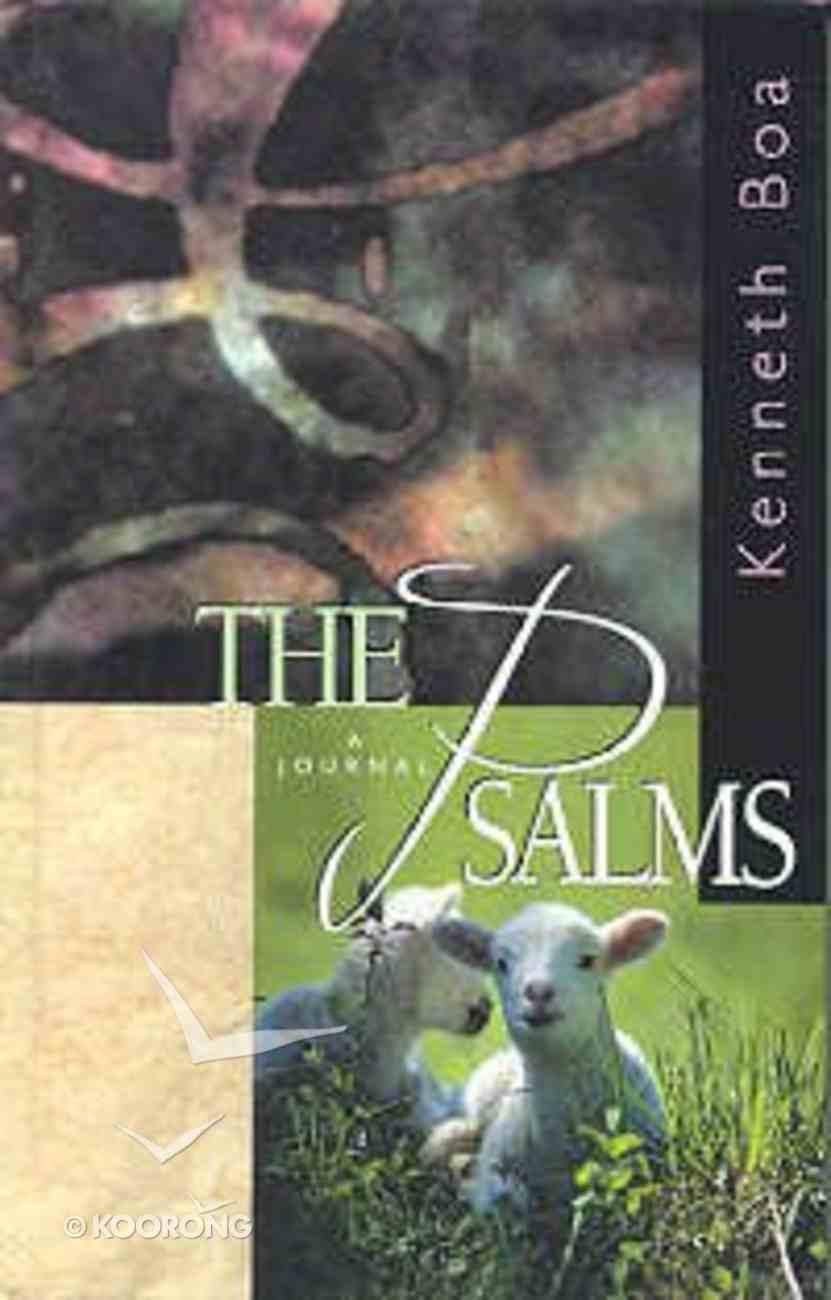 Psalms, the - a Journal Hardback