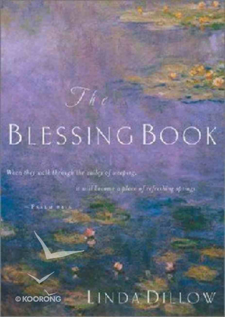 The Blessing Book Hardback