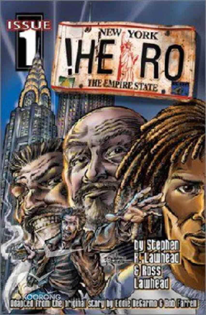 !Hero Comic #01 Paperback