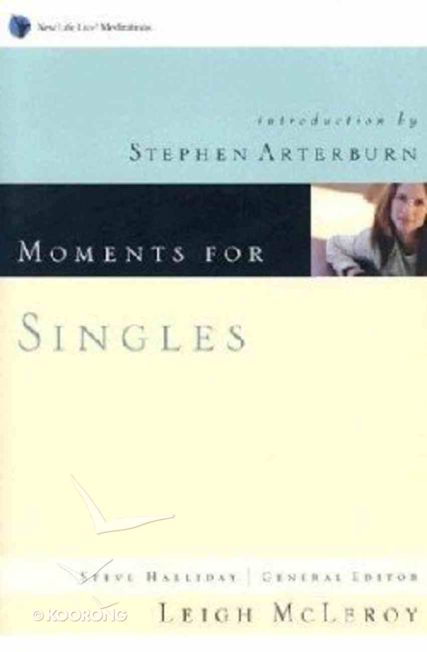 Moments For Singles Paperback