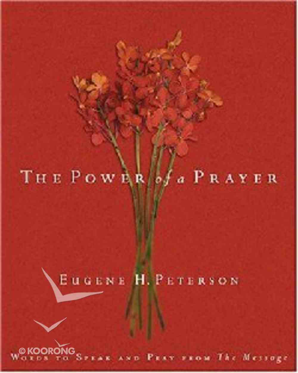 The Power of a Prayer Paperback