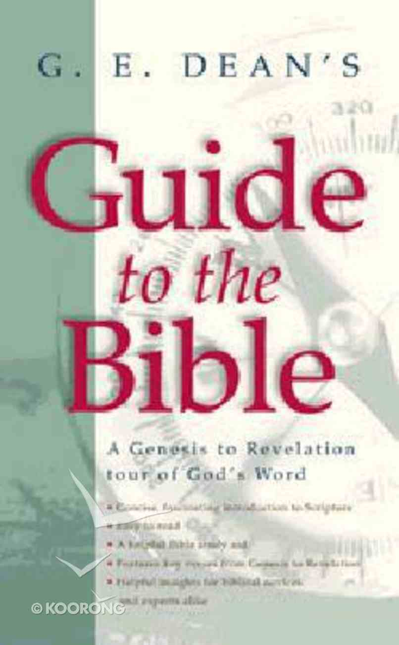 Guide to the Bible Paperback