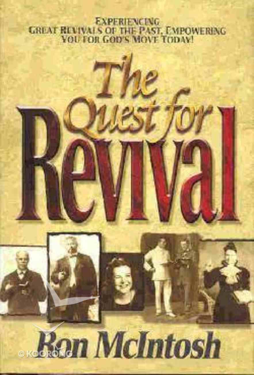 Quest For Revival Hardback