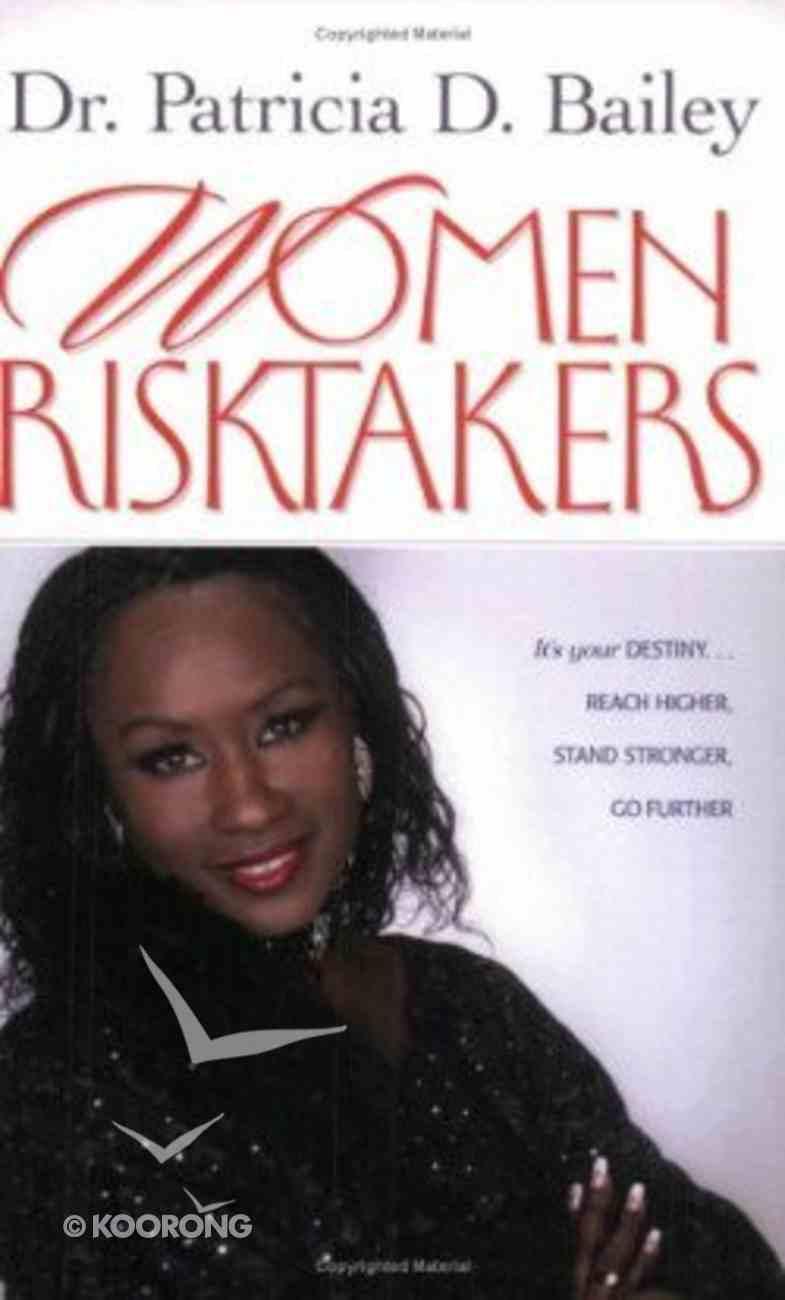 Women Risktakers Paperback